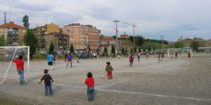 Campo de fútbol de Lamiako
