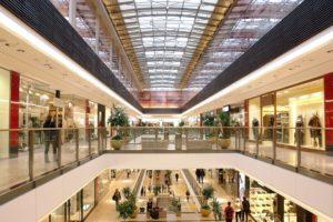 Administración de fincas en centros comerciales