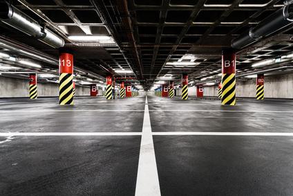 Administración de fincas de garajes, aparcamiento y Parking