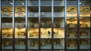 Administración de fincas de edficios de oficinas