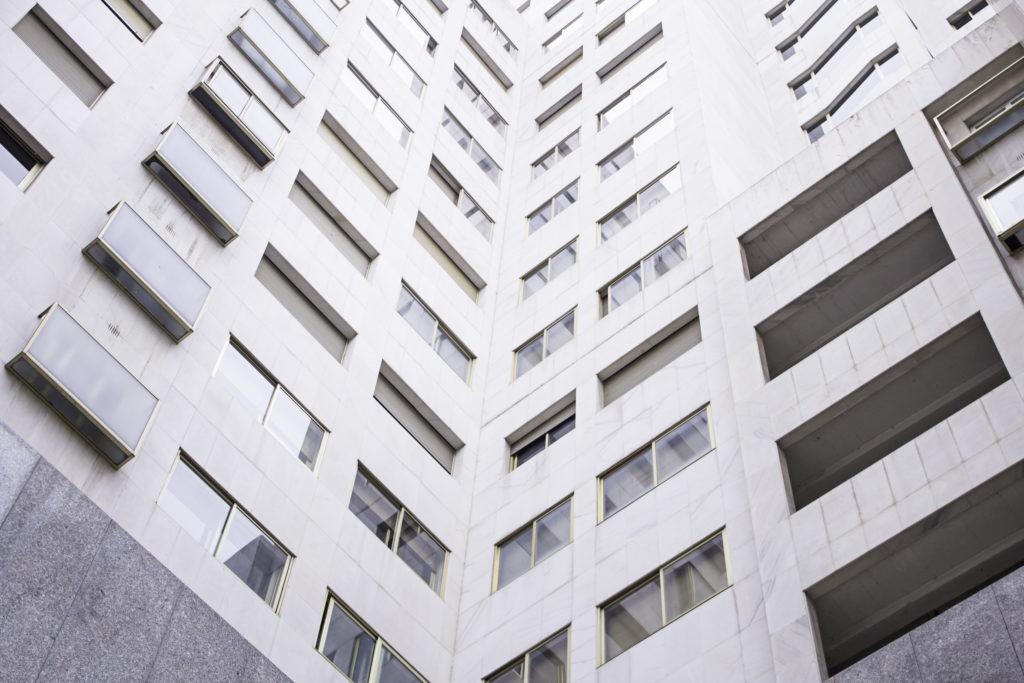 fachada comunidad de vecinos