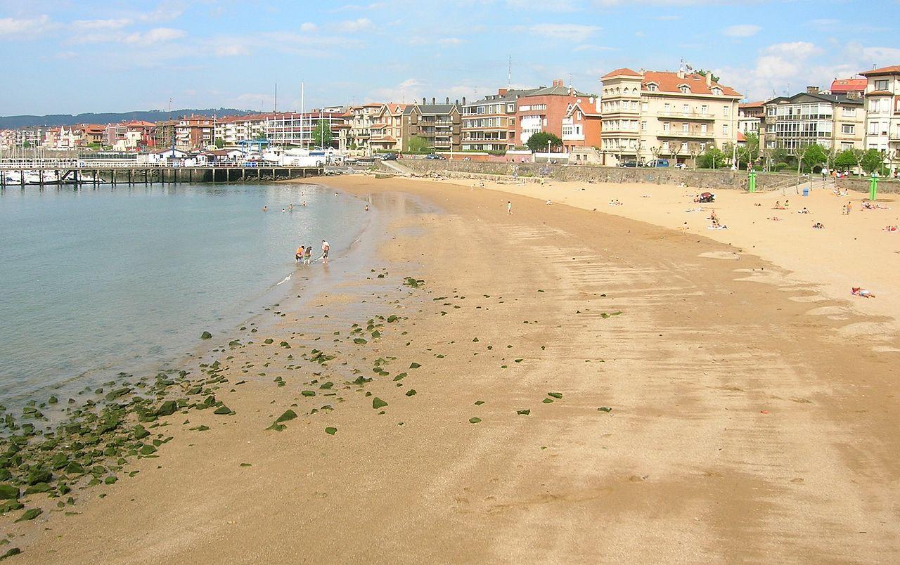 Playa de Las Arenas, Getxo